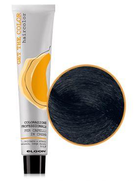Elgon GET THE COLOR Крем-краска 1 черный