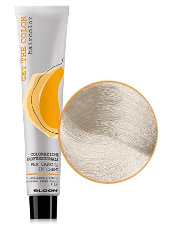 Elgon GET THE COLOR Крем-краска 11.0 суперсветлый блонд натуральный