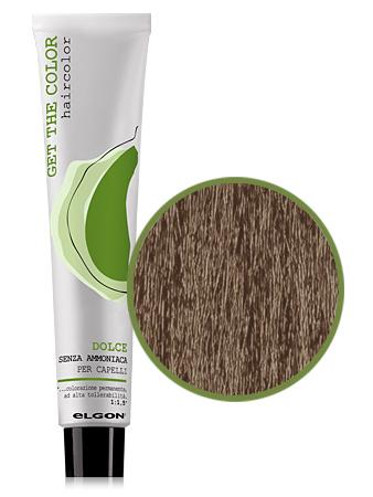 Elgon GET THE COLOR DOLCE Краска №7.83 какао золотистый коричневый русый