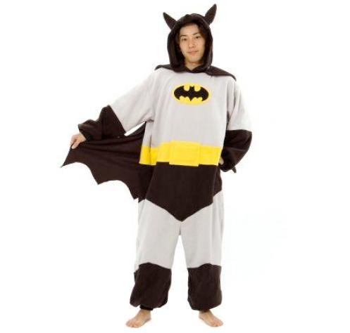 Пижама Кигуруми Бэтмен_01