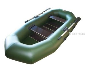 Лодка Аргонавт 260РС с реечной сланью