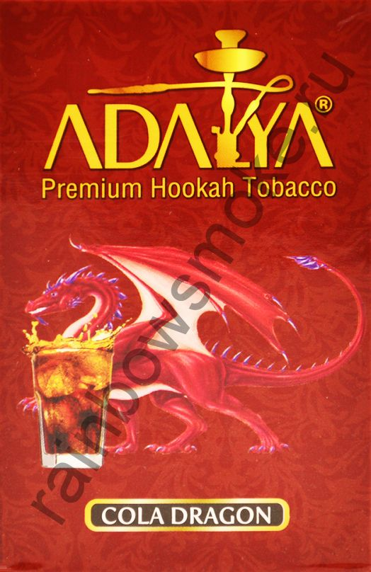 Adalya 50 гр - Cola-Dragon (Кола Дракон)