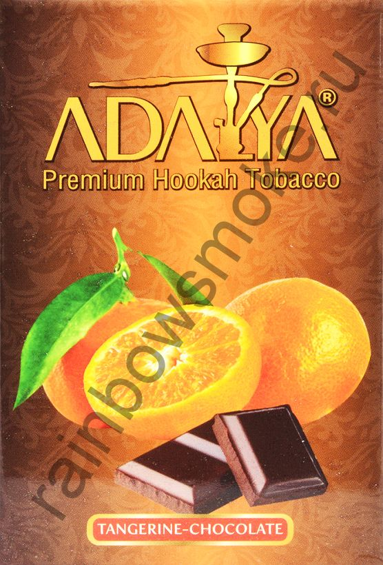 Adalya 50 гр - Tangerine Chocolate (Мандарин и шоколад)