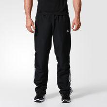 Спортивные штаны adidas Base 3 Stripes Pant's Woven чёрные