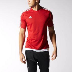 Футболка adidas Estro 15 Jersey красная