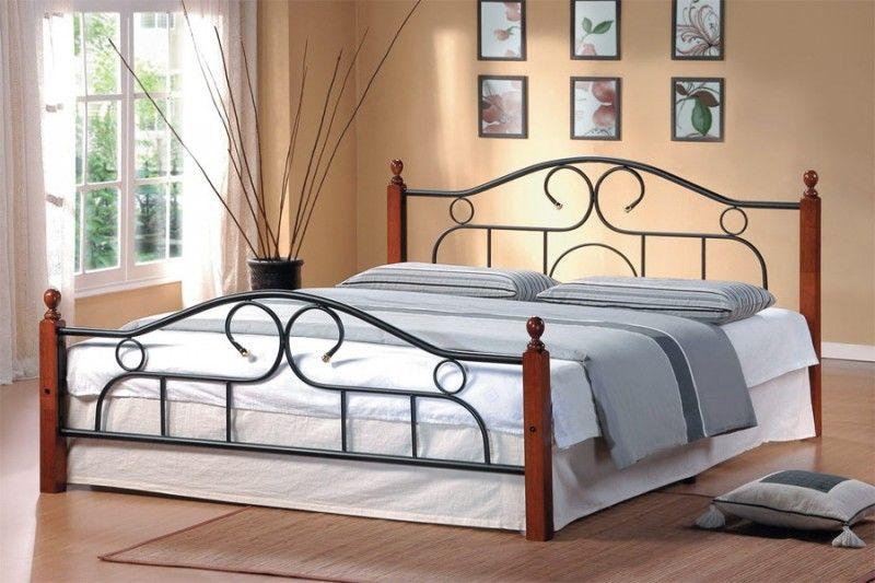 Двуспальная кровать АТ-808 Малайзия | TC