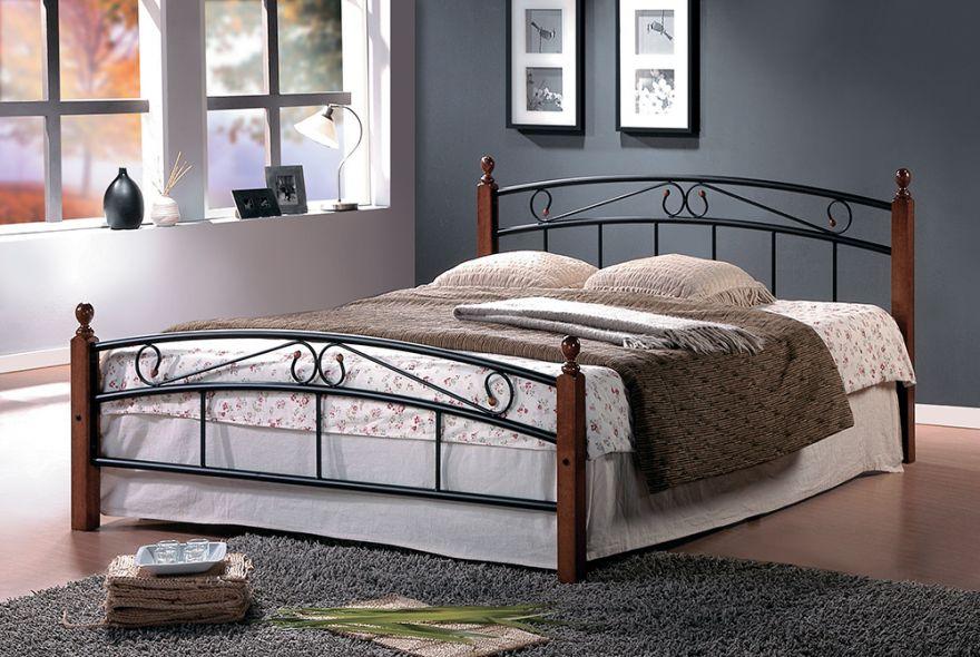 Двуспальная кровать АТ-8077 Малайзия | TC