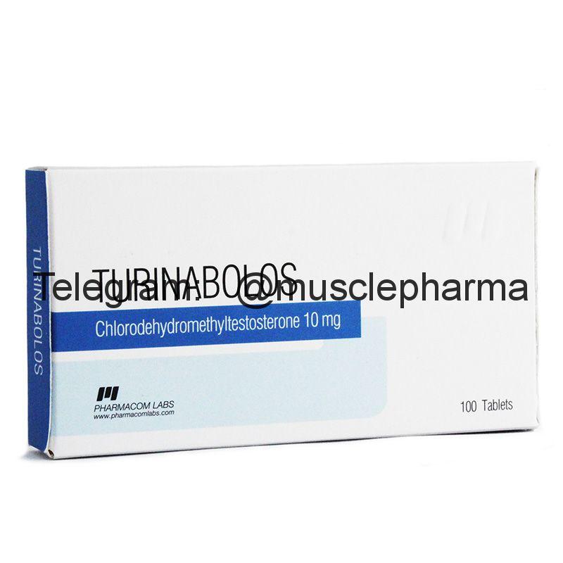 TURINABOLOS (PHARMACOM LABS). 100 таб.  по 10 мг.