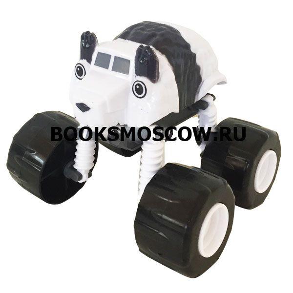 Трансформер машинка Панда