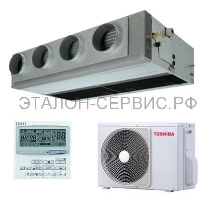 Кондиционер Toshiba RAV-SM1604BT-E канальный