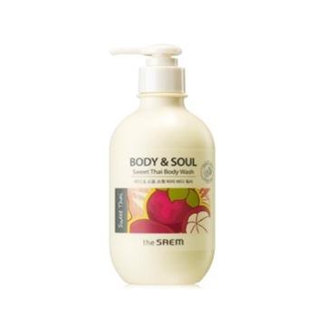 SAEM Лосьон для тела BODY & SOUL Body Lotion 300мл