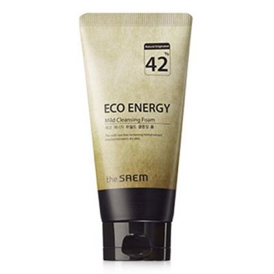 SAEM Eco Energy Пенка для умывания мужская ECO ENERGY Mild Cleansing Foam