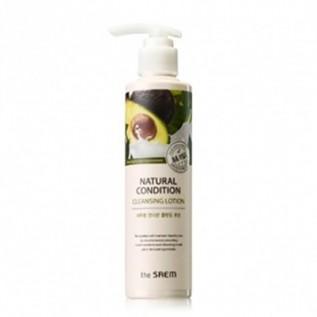 SAEM Natural Condition Лосьон для лица очищающий Natural Condition Cleansing Lotion