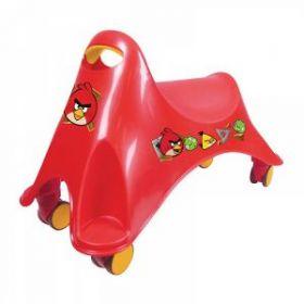 """Каталка """"Angry Birds"""", 50*25*31 см (арт. T56626)"""