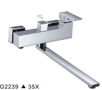 Смеситель для ванны Gappo Roiey G2239