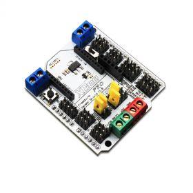 Sensor Shield V1.2 (с XBee и CC1101)
