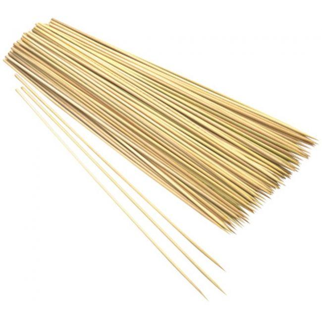 Шампур деревянный 15 см 100 шт