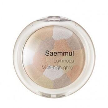 SAEM Хайлайтер минеральный Saemmul Luminous Multi Highlighter
