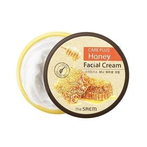 Корейски крем для  лица медовый CARE PLUS Honey Facial Cream SAEM