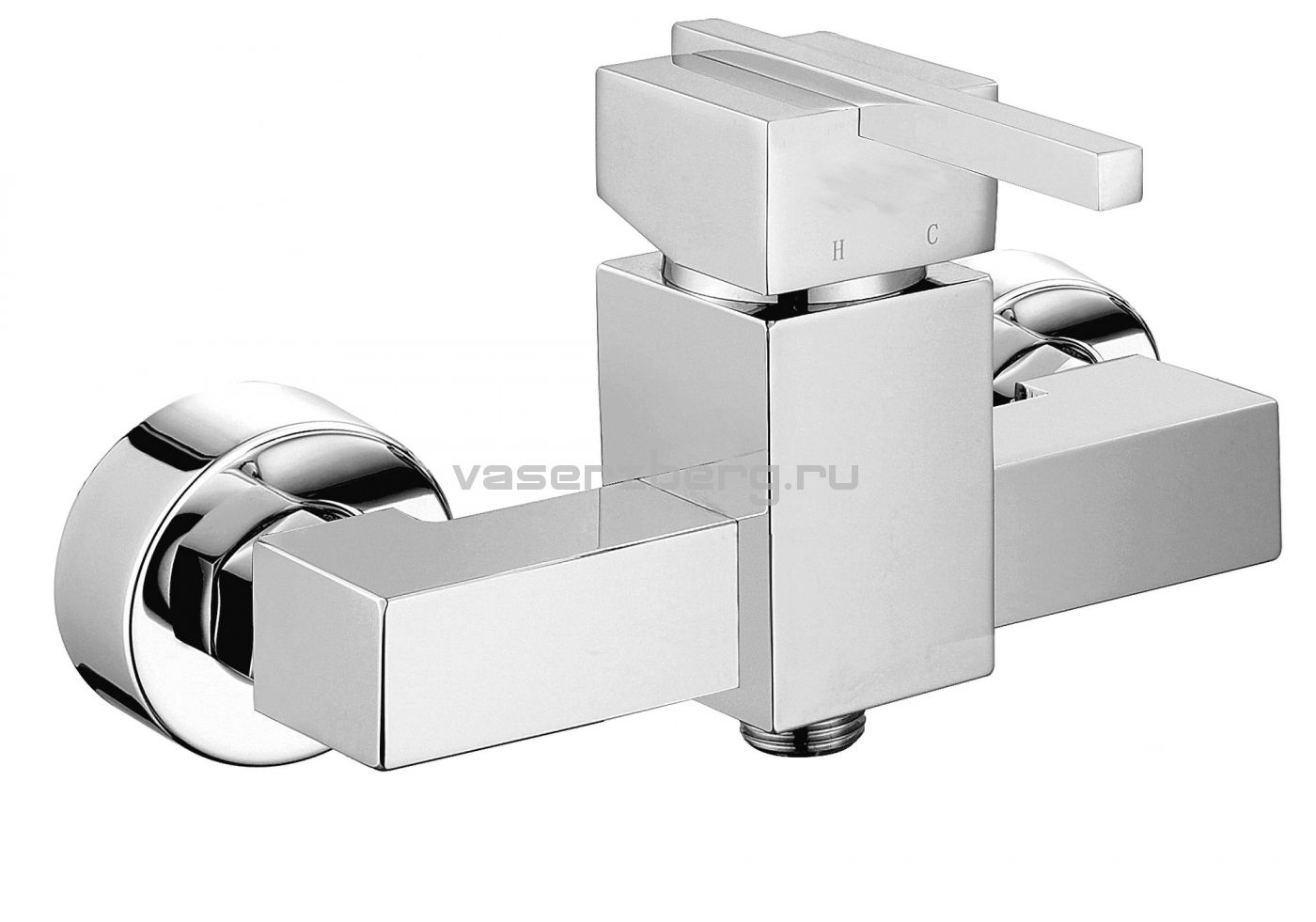 Elghansa Kubus 33B9741 Смеситель для ванны