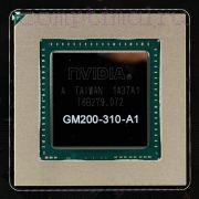 Видеочип Nvidia GM200-310-A1