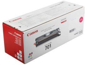 Картридж оригинальный CANON 701 Magenta