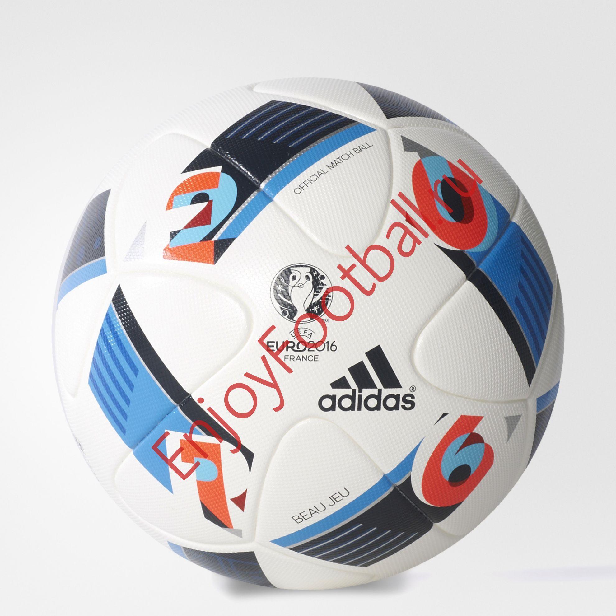 Футбольный мяч ADIDAS EURO16 BEAU JEU OMB AC5415 купить в интернет ... e9bb3a8730062