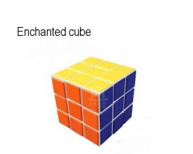 Enchanted cube Зачарованный кубик