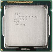 Процессор Intel i5-2500k