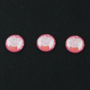 `Кабошон, стекло, диаметр 25 мм, Арт. 417852261