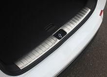 Накладка в проем двери багажника, cnt4x4, нерж. сталь