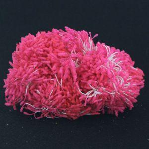 """Тычинки """"стеклярус"""" двухсторонние, 2х60мм, цвет - розовый (1уп = 750-800 тычинок)"""