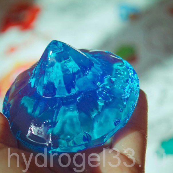 Гидрогель драгоценные камни (3 шт в упаковке)