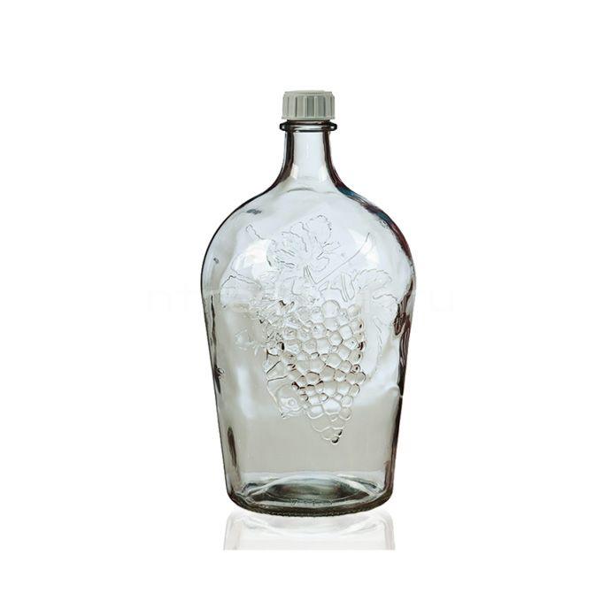 Бутыль винная Ровоам, 4,5 л