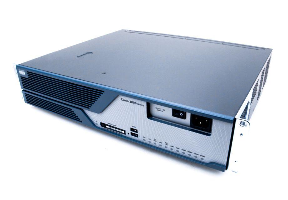 Маршрутизатор Cisco 3825