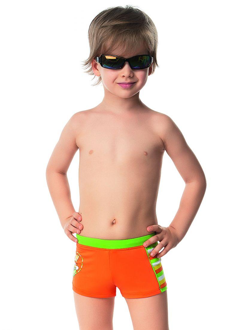 Шорты для мальчиков Оранж