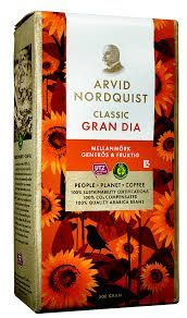 Arvid Nordquist Classic Gran Dia кофе молотый