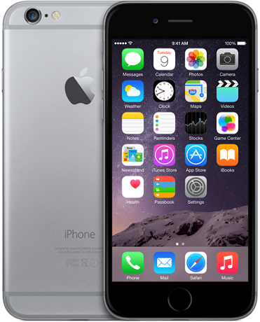 Apple iPhone 6 Plus 64GB LTE Space Gray