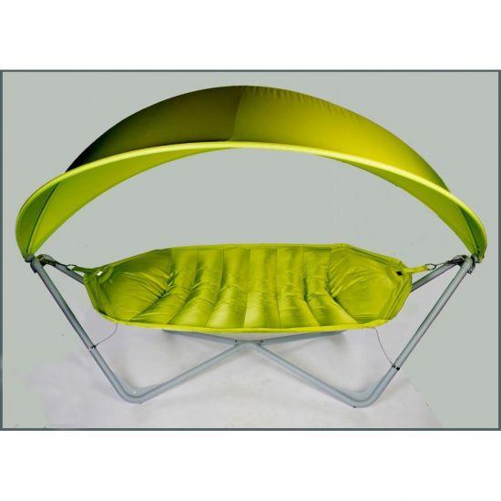 Подвесной гамак качели ИБИЦА (цвет шартрез)