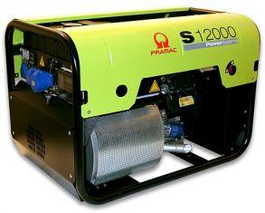 Миниэлектростанция портативная бензиновая PRAMAC  S12000  Двигатель Honda GX630  Номинальная мощность, КВА 10