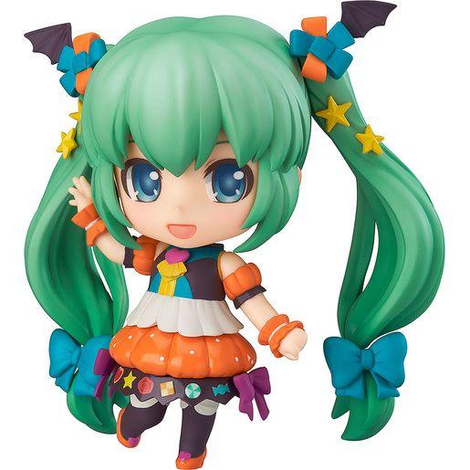 Nendoroid Co-de Hatsune Miku: Sweet Pumpkin