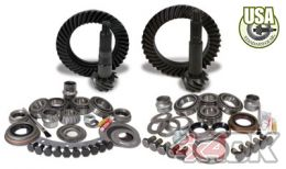 USA Standard Gear & Install Kit package for Non-Rubicon Jeep JK, 4.11 ratio