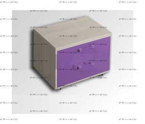 Тумба прикроватная Фанки Сити ФС-11 (55х45х40)