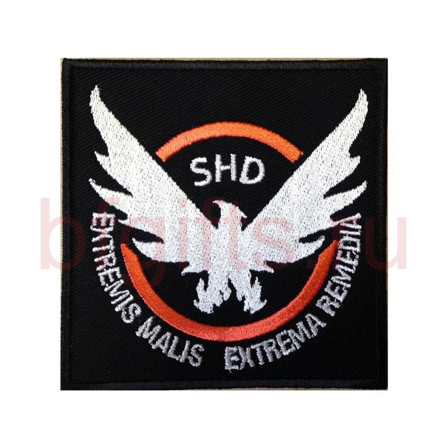 Патч Strategic Homeland Division