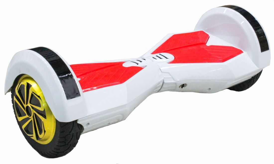 """Гироскутер Smart Balance Wheel 8"""" (белый)"""