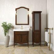 Комплект мебели для ванной Opadiris Лоренцо 80 светлый орех