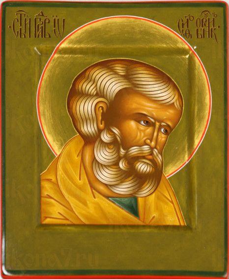 Иосиф Обручник (рукописная икона)