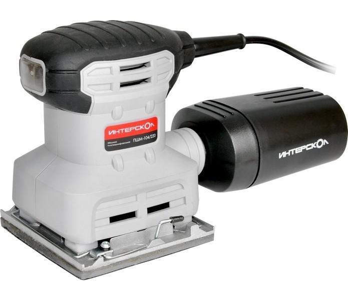 Плоскошлифовальная машина Интерскол ПШМ-104/220 1040800100