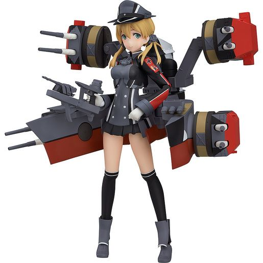 Figma Kantai Collection Prinz Eugen