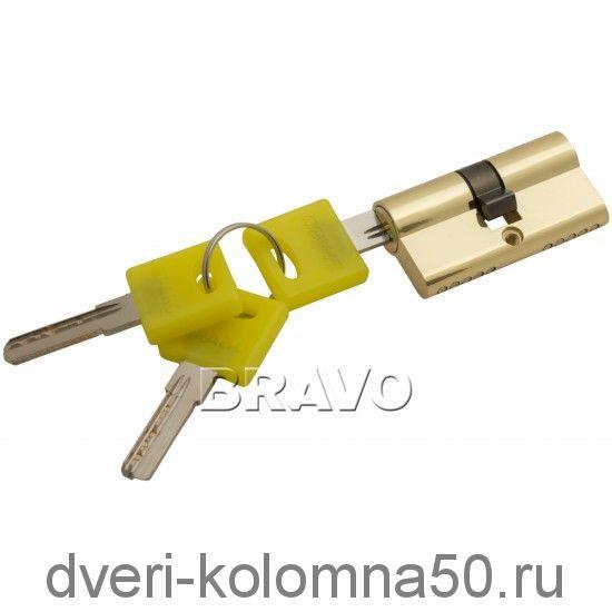 Цилиндр Bravo ZK-60-30/30 ключ/ключ